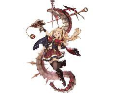 Minaba Hideo, Cygames, Granblue Fantasy, Cagliostro (Granblue Fantasy), Ouroboros (Granblue Fantasy), Dragon