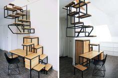 Studio Mieke Meijer's Super-Functional Objet Elevé