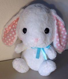 NWT Pote Usa Loppy Bunny Rabbit Rare & Retired Soft Japan  | eBay