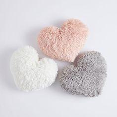 Dorm Pillows, Cute Pillows, Fluffy Pillows, Faux Fur Pillows, Pillows For Bed, Purple Throw Pillows, Dorm Bedding, Organic Duvet Covers, Emily And Meritt