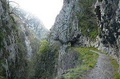 Asturias Natural: Desfiladero de Las Xanas