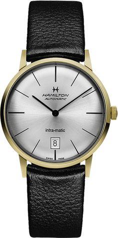 H38475751, , Hamilton intra-matic auto watch, mens