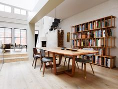 Harrison Street loft in New York / by Søren Rose Studio