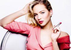 Jennifer Lawrence for Dior Addict Lipstick campaign - Google 検索