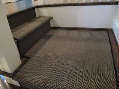 love this stair runner | Hazardous Design: I Reserve the Right to Change My Mind...