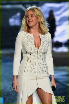 Ellie Goulding Rocks Three Looks for Victoria's Secret Fashion Show 2015!: Photo #891916. Ellie Goulding looks super hot in her three looks for her appearance at the 2015 Victoria's Secret Fashion Show held at the Lexington Avenue Armory on Tuesday (November…