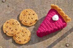 DIY crochet tea time