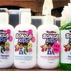 Thank you  Frends Beauty Supply - great way for the Bonsai Kids to start our day