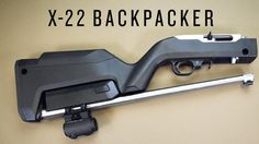 The Magpul X-22 Backpacker stock takes the function of our full-size Hunter X-22 Takedown, and pares it down for ease of storage and transportation. Made for the…