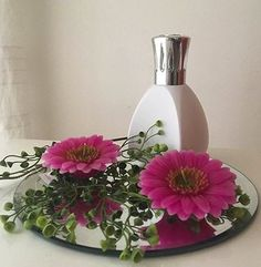 Perfume Bottles, Vase, Table Decorations, Beauty, Home Decor, Home, Decoration Home, Room Decor, Jars