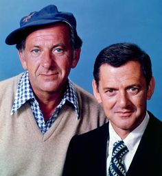 The Odd Couple (1970–1975) Two men, a neat freak and a slob separated from their wives, have to live together despite their differences.
