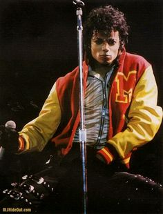 Michael Jackson with a Bad and Thriller Fusion!