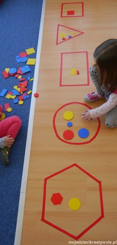 geometric figures of fun Preschool Learning Activities, Infant Activities, Preschool Activities, Kids Learning, Toddler Art, Kids Education, Early Head Start, September Crafts, Toddlers