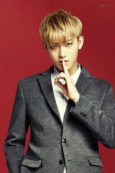 EXO's Tao in IVY Club for Back To School photoshoot.