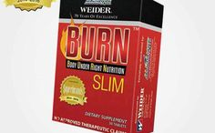 AIM Global Lifetime Business Opportunity: BURN SLIM TABLETS