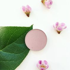 #rootsmitten is a delicate, earthy pink with a matte finish. Love this applied all over the eyelid with a shimmery highlight on the inner eye! . . . . #ethicalbeauty #handmade #greenbeauty #greenmakeup #naturalmakeup #organicskincare #nontoxicbeauty #rootpretty #veganglutenfree #mineralmakeup #mineraleyeshadow #rootpretty #madeiniowa @rootpretty