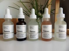 Discover the best THE ORDINARY serums for sensitive skin #beauty #belleza #beautyblog #cuidadofacial #skincare #beautyproducts #productosdebelleza #serums #theordinary #theordinaryserums