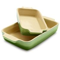 Sur La Table - LOVE this new Le Creuset color! I so want these small bakers!!!