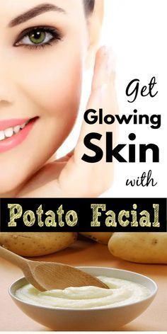 Beauty skin care routine - Do raw potato facial at home to get instant glow like never before Beauty Care, Beauty Skin, Beauty Hacks, Beauty Ideas, Diy Beauty, Face Beauty, Beauty Secrets, Beauty Tips For Face, Natural Beauty Tips