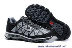 Rabatt kaufen Nike Air Max 90 Premium Quilted Grau & Ivory