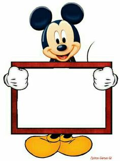 Mice, Page borders and Mickey mouse - ClipArt Best Mickey Mouse Imagenes, Mickey Mouse Clipart, Minnie Y Mickey Mouse, Mickey Party, Mickey Mouse Clubhouse, Mickey Mouse Birthday, Disney Mickey, Mickey Mouse Frame, Elmo Party