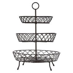 this would be perfect for all my produce + freeing up space on my kitchen counters, $20 at Target-online only