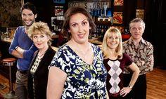 Cast of Miranda Hart's sitcom