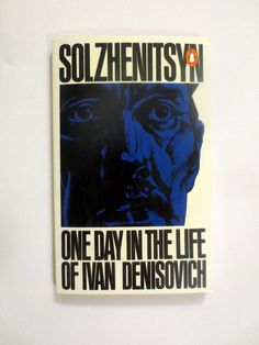 One Day in the Life of Ivan Denisovich (1964) by Alexander Solzhenitsyn - Vintage Historical Fiction - Russian Literature
