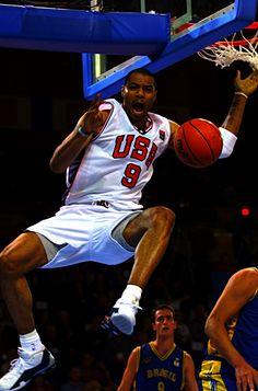 Kenyon Martin Team Usa Basketball, Basketball Stuff, Basketball Legends, College Basketball, Football Soccer, University Of Cincinnati, Hoop Dreams, New York Knicks, Best Player