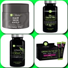 """Start the New Year off right!!! These are my 4Favorite daily products!!! Text the words """"I'm Ready"""" to 317. 496-4139 """"Together We Can Do This!!!!"""" #ItWorks #itworkgreens #itworkswraps #itworkshairskinnails #itworksregular #newyear #freshstart #itworksultimatethermofit #happy #healthy #2014 #2015 #results #startswithone #letsdothis #startnow #benefits #change #beautiful #beastmode #sexybeast #teamirvin #livinthedream #bogo #birvin #birvinmyitworks"""