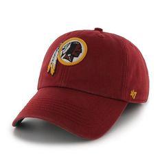 Washington Redskins Franchise Razor Red 47 Brand Hat