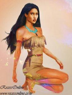 Pocahontas : Pocahontas