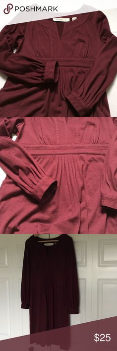 Laundry by Design Dress 100% wool dress in excellent condition.  Side zipper.  Size 10. Laundry by Design Dresses Midi