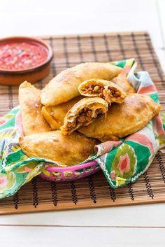 End of Summer Empanadas