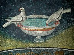 Another mosaic from Ravenna Italy....beautiful