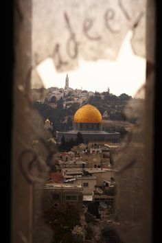 Jerusalem- this dream is soon to become true!