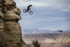 Red Bull Rampage Returns to its Raw Roots for 2016