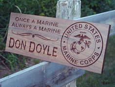 Hey, I found this really awesome Etsy listing at https://www.etsy.com/listing/99782815/military-plaque-united-states-marine