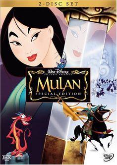 Mulan. Regia di regia di Barry Cook e Tony Bancroft