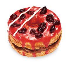 Mr.Croissant Donut Fruit(ミスタークロワッサンドーナツフルーツ)ベリー&チョコホイップ画像