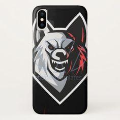 #WE DA BOSS GAMING IPhone X  case - customized designs custom gift ideas