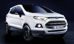 Il Suv compatto, dinamico ed elegante. Ford Ecosport, Sport Suv, Cadillac Escalade, Cars And Motorcycles, Interior, Hobbies, American, Fashion, Wheel Of Fortune