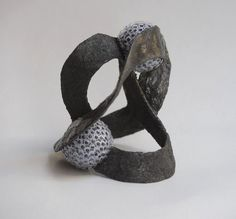 """""""Spherical View"""" bracelet by Mihaela Iacob - Contemporary jewelry application for Taboo Exhibition 2014 Event Organization, Two By Two, Art Gallery, Contemporary, Bracelet, Jewelry, Art Museum, Bangle, Jewlery"""