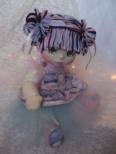 OOAK Mattel My Child Doll ~ Cloud Baby
