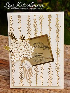 With a bow on top: What Will You Stamp? - #149 - Beautiful Bouquet