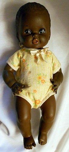 "RARE VINTAGE 1972 SHINDANA TOY CO ""ZURI"" DOLL AFRICAN AMERICAN AA | eBay"