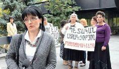 Manifestación de madres de familias numerosas - Soy Armenio