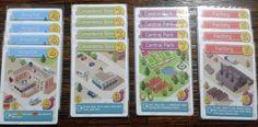 Flip City é um jogo baseado na mecânica de construção de baralho (deck Building) e seu objetivo é construir a melhor cidade que tenha oito pontos de vitória ou dezoito cartas na mesa (caso você ten…