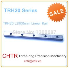 71.05$  Buy here - http://aliarx.worldwells.pw/go.php?t=1789850640 - High Precision Low  Manufacturer Price 1pc TRH20 Length 2900mm Linear Guide Rail Linear Guideway for CNC Machine