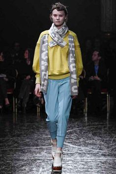 Cute! Undercover Fall 2014 Ready-to-Wear Collection Slideshow on Style.com